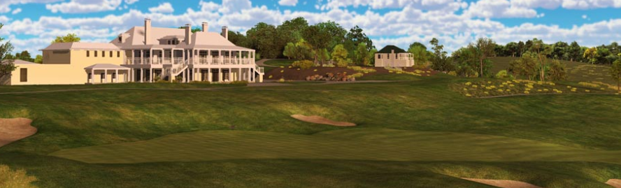 Kauri Cliffs Golf Club Screenshot