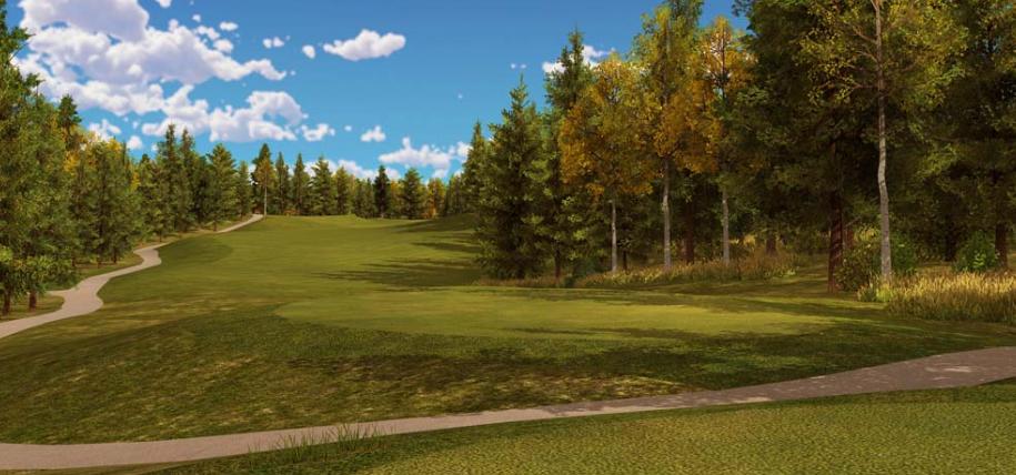 Holtsmark Golf Club Screenshot