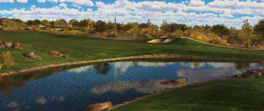 The Gallery Golf Club Screenshot