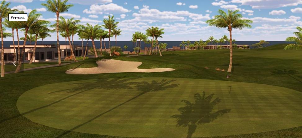 Hapuna Golf Course Screenshot