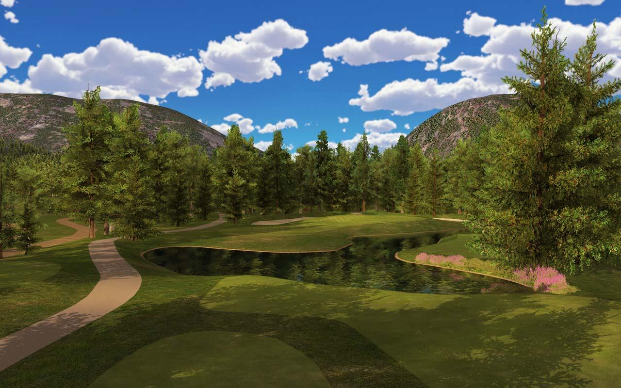 Banff Springs Screenshot