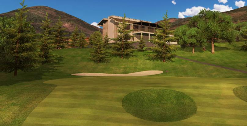 Bountiful Ridge Golf Course Screenshot