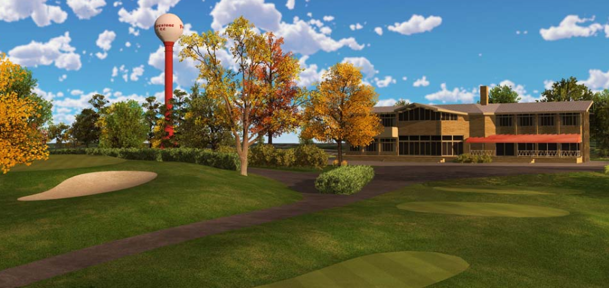 Firestone Country Club Screenshot