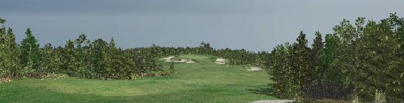 Yellowstone Golf Course Screenshot