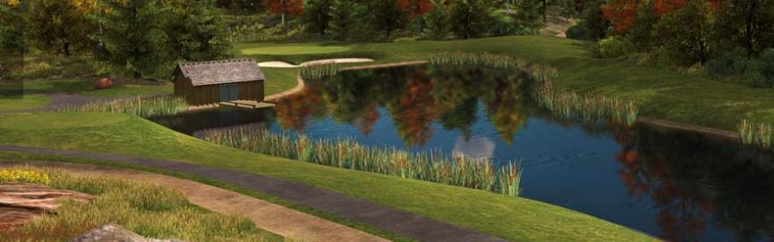 Le Sorcier Golf Club Screenshot